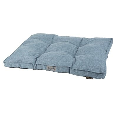 Scruffs Manhattan Denim Blue Mattress - Large