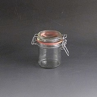 167ml Glass Storage jar