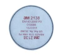 3M 2138 Ozone-Organic Vapour-Acid Gas Pr