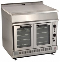 Convection Oven G2112 c/w Stand 71,500btu