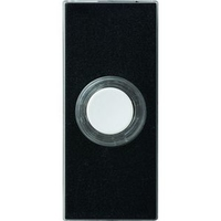 Friedland D534 Black Bell Push