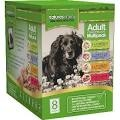 Natures:Menu Multipack Dog Pouch 300g x 8