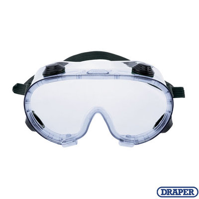 Draper Impact Resistant Safety Goggles