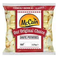 McCain Saute Potatoes-6x2.27kg
