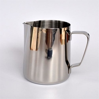 Stainless Still Latte Jug 1000 ml