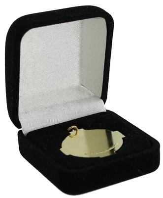 Flocked Medal Box MI Series Medals