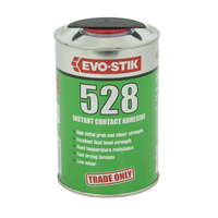EVO-STIK 528 INSTANT CONTACT ADHESIVE 2.5 LTR