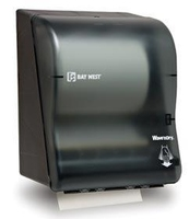BAY WEST WAVE N DRY DISPENSER BLACK