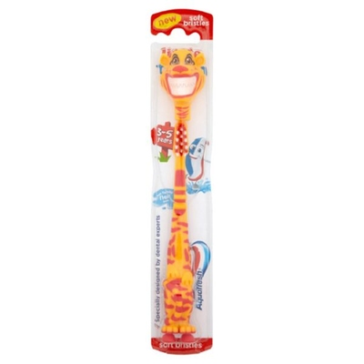 Aquafresh Little Teeth Toothbrush 3-5 Years