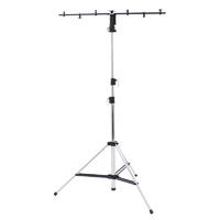 Equinox Chrome 3 Section Lighting Stand