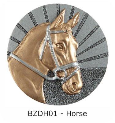 70mm Horse Blaze Disc