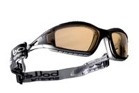 Bolle Tracker Yellow Anti-scratch, Anti-fog, Platinum goggles