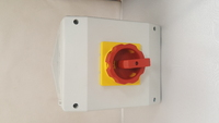 SONTHEIMER 25AMP 3 Pole Isolator IP65 Enclosed