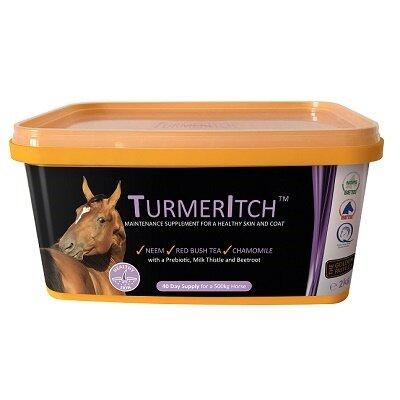 The Golden Paste Company TurmerItch Pellets 2kg
