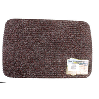 Ambassador Rib Mat No1 40x60, Tweed