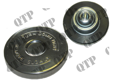 Fuel Tank / Radiator Cap