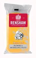 RENSHAW FLOWER & MODELLING PASTE DAFFODIL YELLOW  (8x250g)