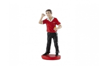 43B-177 Resin Figures: Darts Player (1pk)