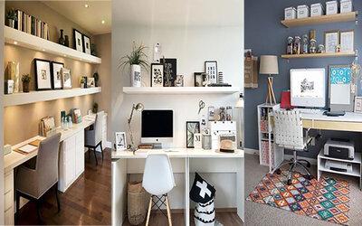 Weekend DIY: Dream Home Workspace