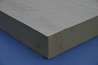Polyiso Rigid Foam Insulation 125mm 2.4m x 1.2m