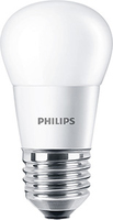 4-25W PHILIPS COREPRO LUSTRE ND  E27 827 P45 FR