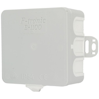 Junction Box IP54 85x85x45mm