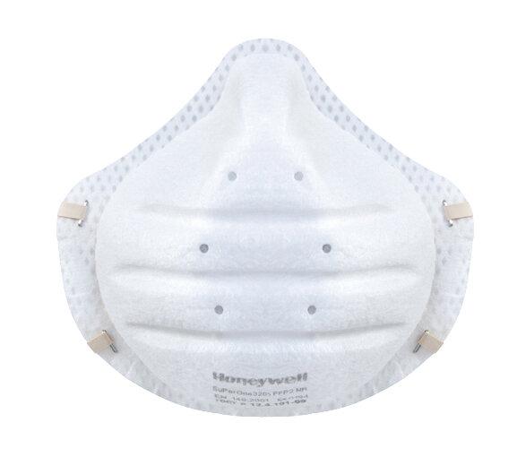 Honeywell Superone FFP2 Cup Non Valve Mask (30 per box)