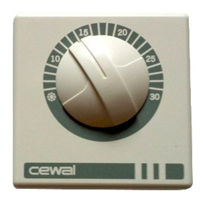 ROOM AND FROST THERMOSTATS