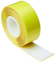 "Python Quick wrap tape, yellow, 274 cm (108""), (10 per pack)"