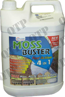 Farmers Friend Moss Buster  5 Ltr