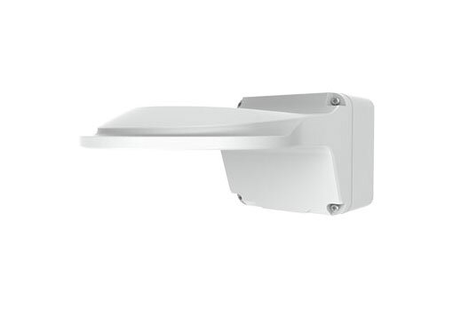 Uniview 233 x 126 x 126mm Wall Mount with Base