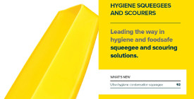 4. Klipspringer Product Guide 2017 - Squeegees and scourers