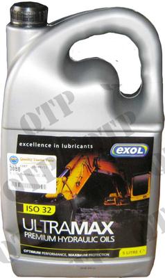 Oil 5 Ltr Hydraulic 32
