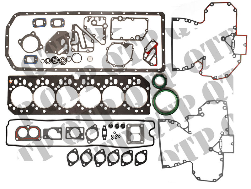 Gasket Set John Deere 6068D 6068T 350 Series - Quality ... on tractor door latch, tractor cab parts, tractor clutch assembly, tractor brakes, tractor oil pump, tractor flywheel, tractor intake manifold, tractor truck bed, tractor u joint, tractor engine, tractor axles, tractor hydraulic lines, tractor relay, tractor air filter, tractor front end, tractor neutral safety switch, tractor power steering, tractor winch mount, tractor air lines, tractor throttle cable,