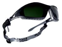 Bolle Tracker Welding shade 5 Anti-scratch, Anti-fog, Platinum goggles