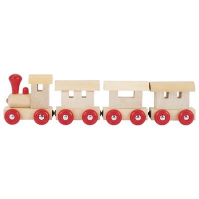 Wooden Train - Riga