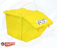 STACKABLE CONTAINER/LID 45ltr YELLOW