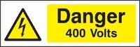 Warning and Electrical Hazard Sign WARN0003-1572