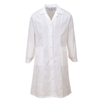 Portwest Princess Line Coat White