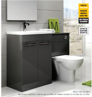 Sonas Otto Plus Gloss Grey - Strata - *Special Offer