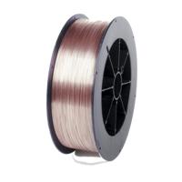 15 KG HYUNDAI 1.0MM SG2 MILD STEEL MIG WIRE PLASTIC REEL (72COILS PER PALLET)