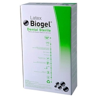 GLOVES BIOGEL D SIZE 8.5 P/F 25 PAIRS