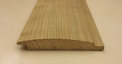 Barrel Board - Loglap Treated 120x17mm x 4.8 Metre