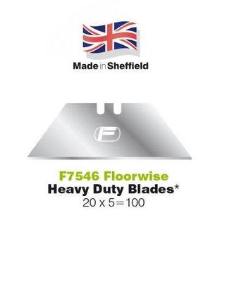 Floorwise Heavy Duty Blades