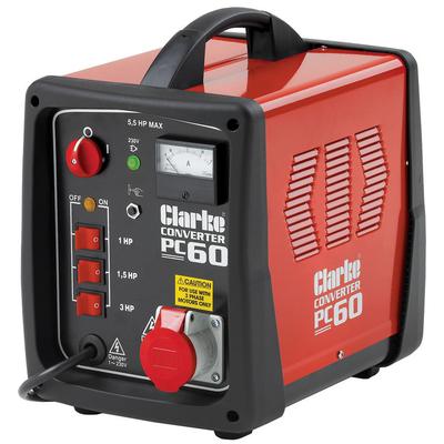 Clarke Single to 3 Phase Converter PC6 6012795