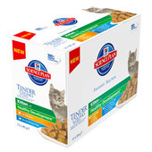 Hill's Pouch Kitten - Fish & Chicken Selection Multipack 85g x 1