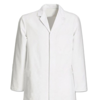 Bodytech Food Coat, White