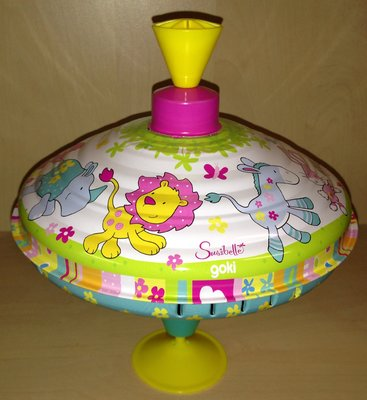 Susibelle Humming Top.
