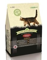James Wellbeloved Cat - Turkey & Rice 300g x 1