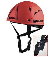 MILLER Climbers Helmet Red